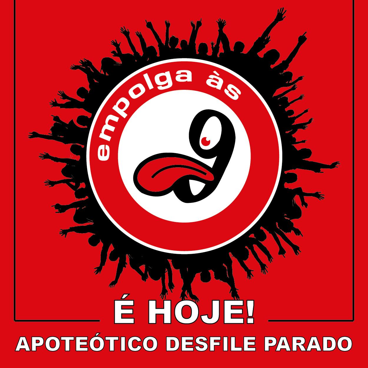 Apoteótico Desfile Parado em Ipanema