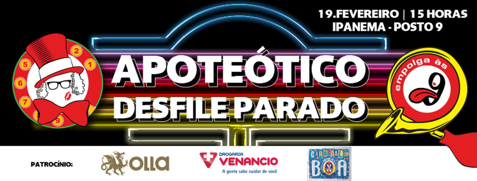 Carnaval 2017 - Apoteótico Desfile Parado
